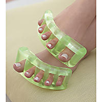 Yoga toe stretchers